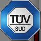 TÜV Süd - Zertifikat