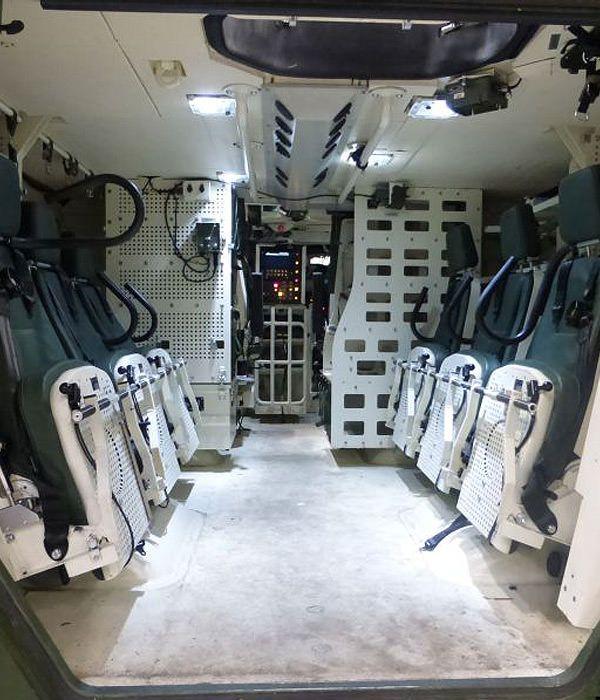 Crew Seats