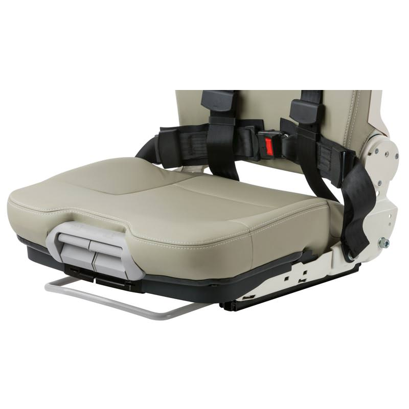 Comfort Operator Seat - Variable Seat Cushion Depth